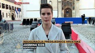 Kos o inauguraciji Grabar-Kitarović
