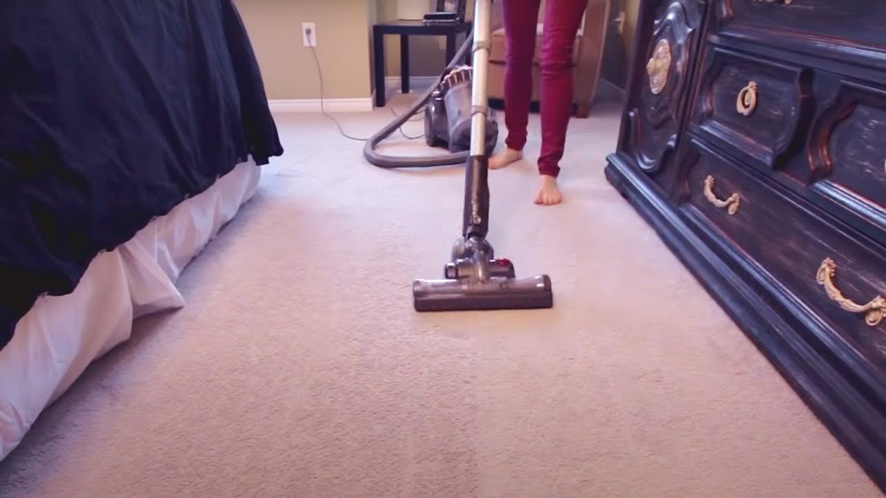 Clean Room: The Best Room Cleaning Tutorial