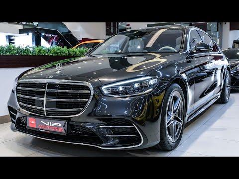 2022 Mercedes-Benz S 500 – Performansla Birleşen Sportif Tasarım
