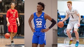 Video On All 24 Members Of The 2019 McDonald's All-American Team!