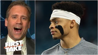 'What doesn't Justin Fields do?!' - Max Kellerman elevates the QB's NFL draft stock | First Take