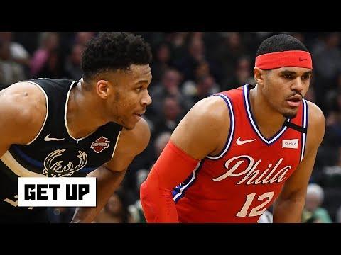 Doris Burke's 2nd-half NBA storylines: Clippers, Bucks & 76ers | Get Up