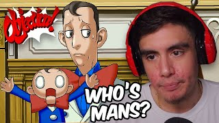 WE REALLY INTERROGATED A DUMMY AND HE GAVE US ATTITUDE | Phoenix Wright: Justice For All [11]