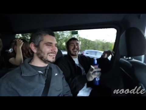 Post Malone and Ethan Klein being best friends for two minutes straight