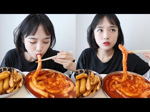 분모자 당면 신전떡볶이 먹방 _ 이번엔 신전이다!!!!! :D