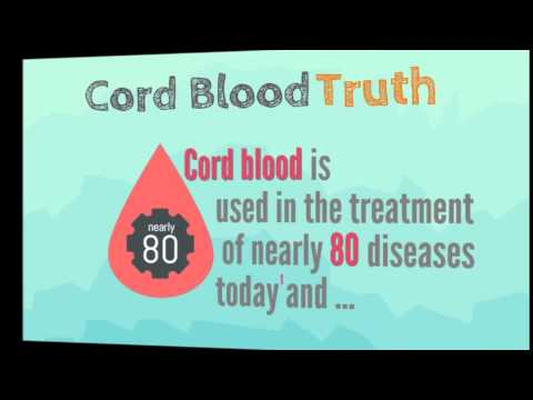 Cord Blood Myth Busters | By ViaCord