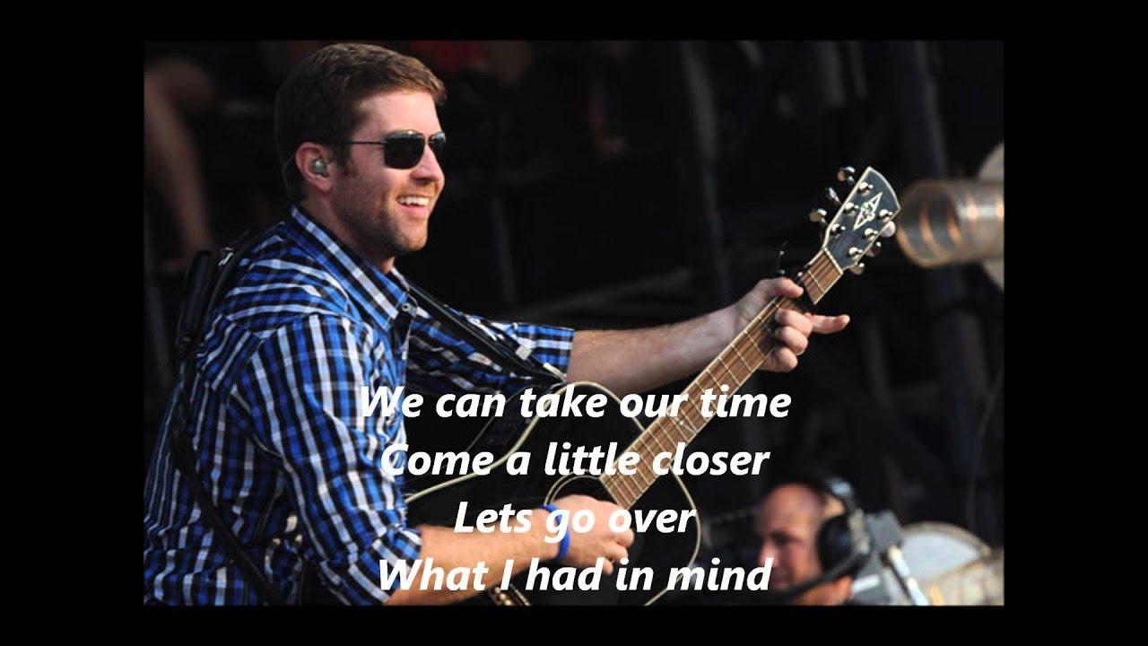 Josh Turner Your Man With Lyrics Youtube