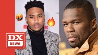 "Trey Songz Responds To ""Power"" Theme Song Backlash & 50 Cent Intercepts"