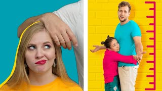 BEING SHORT: PROS AND CONS. Short girl problems || Relatable facts by 5-Minute FUN