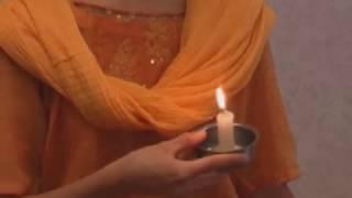 Сахаджа йога.  Видео-пособие для начинающих. Урок 1.