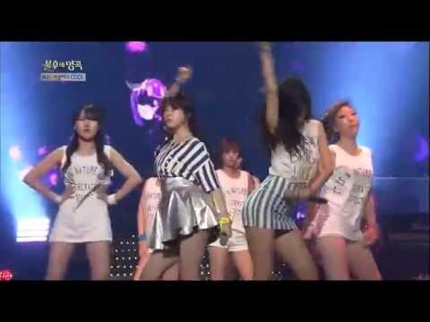 [HIT] 불후의 명곡2-걸스데이(Girl's Day) - All for you.20130803