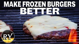 Five Tips To Make Frozen Burgers Better