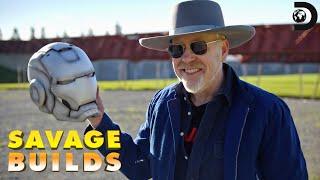 Is Adam Savage's Iron Man Suit Bulletproof?   Savage Builds