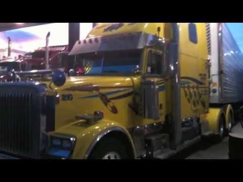 Caminhão Americano - Somente os tops