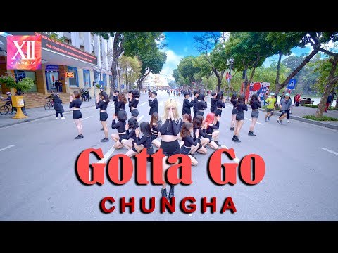 [KPOP IN PUBLIC CHALLENGE] CHUNGHA (청하) - Gotta Go (벌써 12시) DANCE COVER by BLACKCHUCK