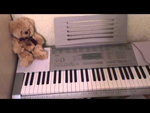 Анжелика Варум -- Колыбельная Аккорды. Piano tutorial