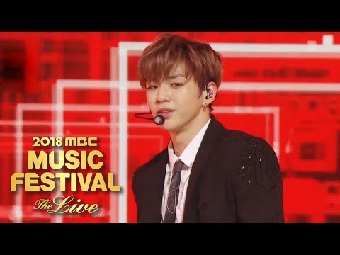 Wanna One - Light + Energetic [2018 MBC Music Festival]