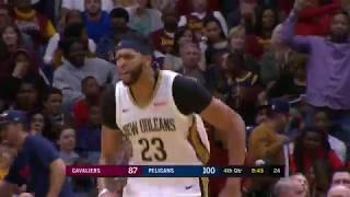 Cleveland Cavaliers vs New Orleans Pelicans: October 28, 2017