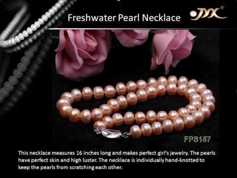 Happy Jewelry Season Elegant & Freshwater Pearl Jewelry