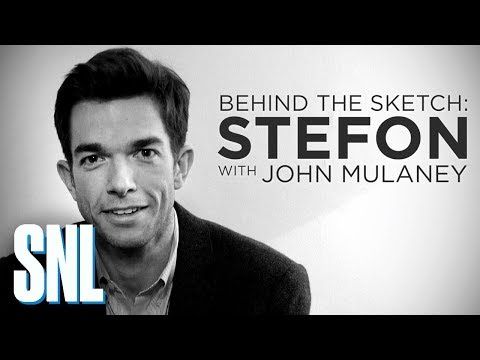 Behind the Sketch: Stefon with John Mulaney - SNL