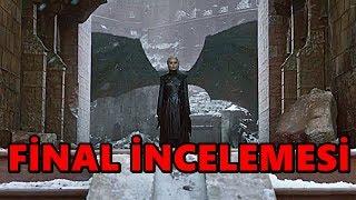 Game of Thrones 8.Sezon 6.Bölüm FİNAL İncelemesi - REZALET !!!