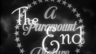 Paramount Pictures (The End, December 19, 1945)