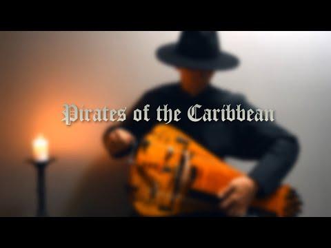 Sheonator Pseak - Pirates of the Caribbean Theme - He's a Pirate