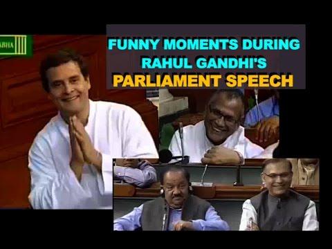 Image of: Hindi Rahul Gandhi Funny Moments During Lok Sabha Speech Mps Laugh Indian Weekender Manmohan Singh Funny Videos Sonia Gandhi Rahul Gandhi Funny Jokes In