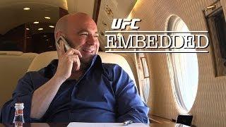 UFC 173 Embedded: Vlog Series - Episode 3