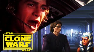 The HEARTBREAKING Reason ANAKIN Was Happy At The Start of Revenge of the Sith - Clone Wars Season 7