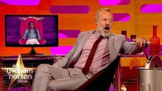 When Skinny Dipping Goes Horribly Wrong - The Graham Norton Show