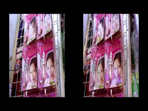 Shopping Ginza Tokyo Japan 3D HD VJ_Tsu No Comment 10 Camera Libre