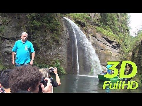 [3D] Edmund's Gorge (Part 2)/ Edmundova soutěska (Část 2)/ Edmundsklamm (Teil 2)/ Czech Republic