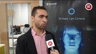 تقرير نور جبران مهندسو عسل يطورون برامج لشركة مايكروسوفت العالمية ...