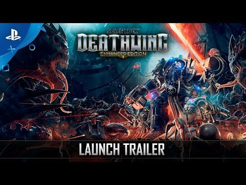 Space Hulk: Deathwing - Enhanced Edition Trailer