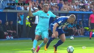 Deportivo Alavés 0 vs 2 Barcelona FC Partido Completo HD La Liga Temporada 17/18 (26/08/17)