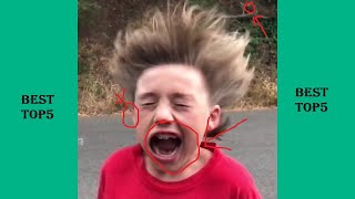 OMG!!! TOP5 TRY NOT TO LAUGH FUNNY KIDS VIDEOS COMPILATION  Funny 2019