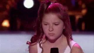 Ova 11-godišnja Djevojčica Je Izašla Na Binu i Priredila Trenutak Za Pamćenje. Nikad Nisam Čuo Ovakav Glas!