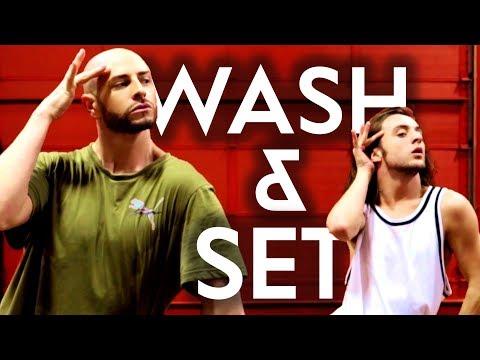 Wash & Set feat Zack Venegas - Leikeli47  | Brian Friedman Choreography | Millennium Nashville