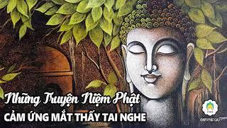 Những Truyện Niệm Phật Cảm Ứng Mắt Thấy Tai Nghe (Trọn Bộ)