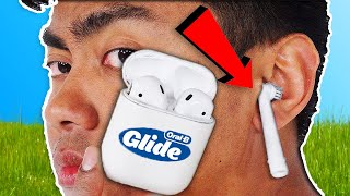 10 Airpod Hacks You Never Knew About..