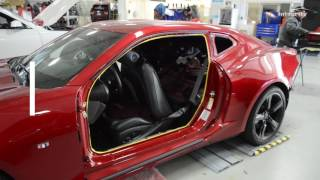 [Repair Process] Before and After of a 2017 Chevy Camaro SS