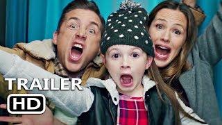 PEPPERMINT Official Trailer (2018) Jennifer Garner