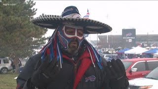 Pancho Billa's powerful message to Bills fans