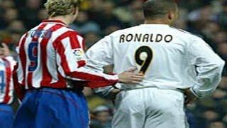Ronaldo Vs Atletico Madrid La Liga 03/04 Spanish Commentary