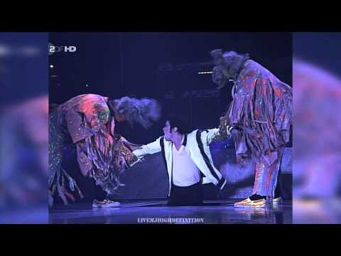 Michael Jackson - Thriller - Live Munich 1997- HD