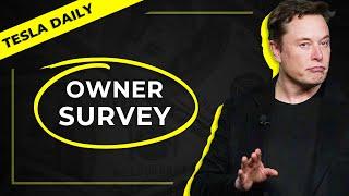 Troublesome EV Survey Results for Tesla Competitors + Is Tesla Making Waymo Nervous?