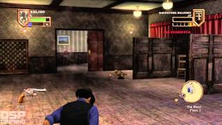 The Godfather co-op playthrough pt14 - Leave the Gun, Take the Cannolis