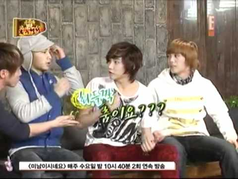SHINee Moment #3:Key's Girl Dances
