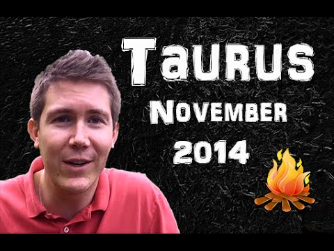 Taurus Astrology Tarot Horoscope November 2014